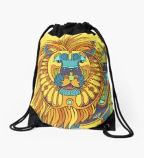 Lion, from the AlphaPod collection Drawstring Bag