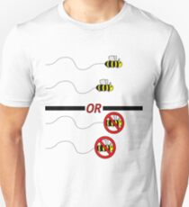 Two Bee or Not Two Bee V2 T-Shirt