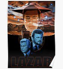 LAZAR (Concept Movie Poster)  Poster