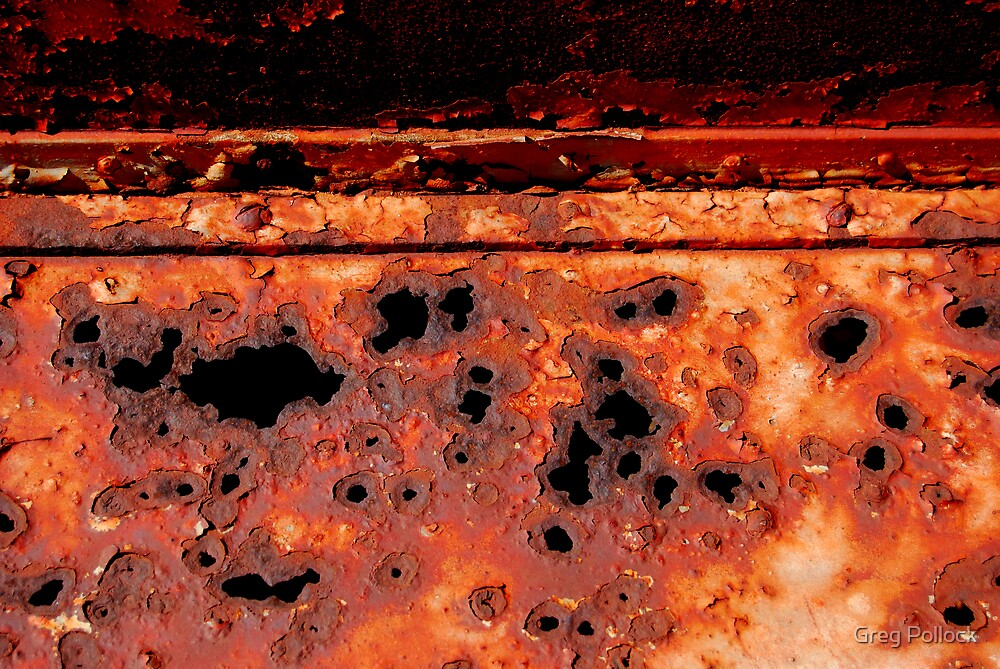 rust by Greg Pollock