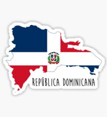 Dominikanische Republik Sticker