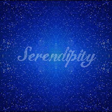 Serendipity (Written in the Stars) by Rosenten