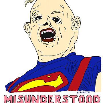 Misunderstood by Octobot52