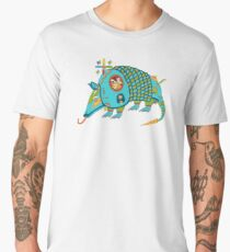 Armadillo, from the AlphaPod collection Men's Premium T-Shirt