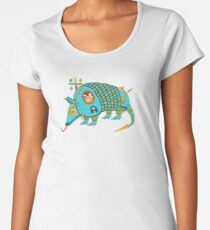 Armadillo, from the AlphaPod collection Women's Premium T-Shirt