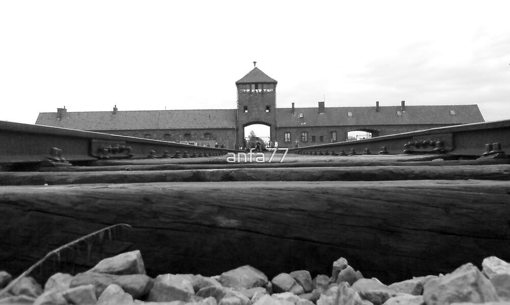 Gate House ( Birkenau ) by anfa77