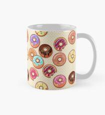 I Love Donuts Yummy Baked Goodies Sugary Sweet Classic Mug