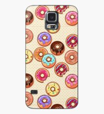 I Love Donuts Yummy Baked Goodies Sugary Sweet Case/Skin for Samsung Galaxy