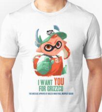 Salmon Run Recruitment Drive T-Shirt
