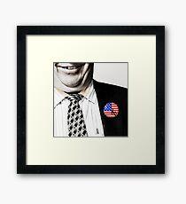 The Limbaugh Principle Framed Print