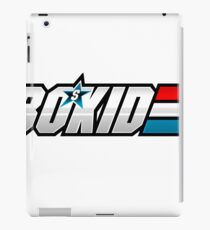 A Real American Decade iPad Case/Skin