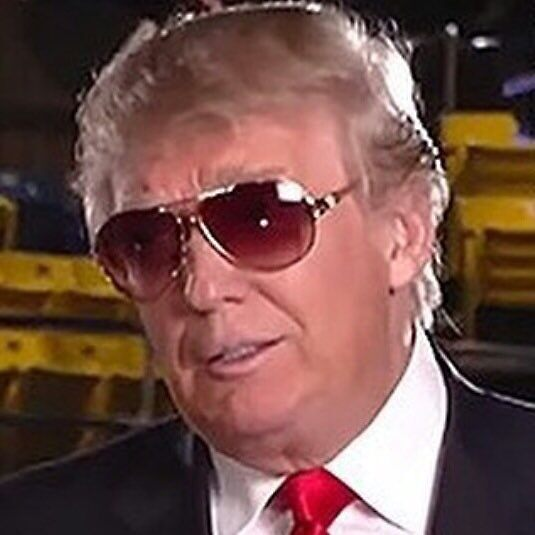 Image result for donald trump sunglasses