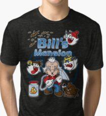 Bill's Mansion Tri-blend T-Shirt