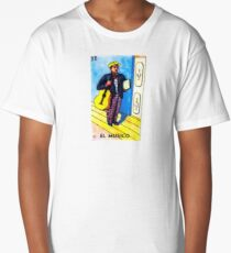 Loteria: El Musico / the musician  Long T-Shirt