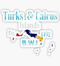 T.C.I Sticker
