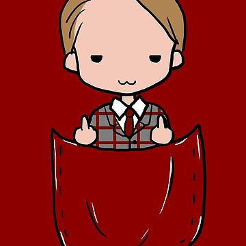 Pocket Hannibal [Bad Version] by tirmedesign