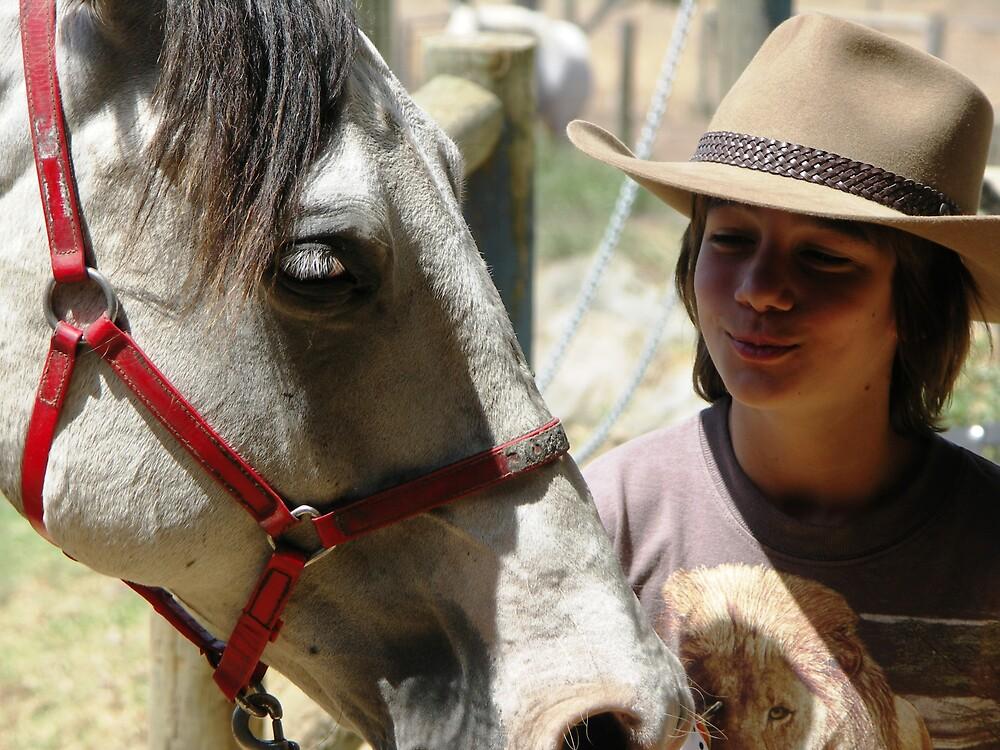 horsen around by ferors