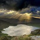 Barley Lake Sunrise by Marloag