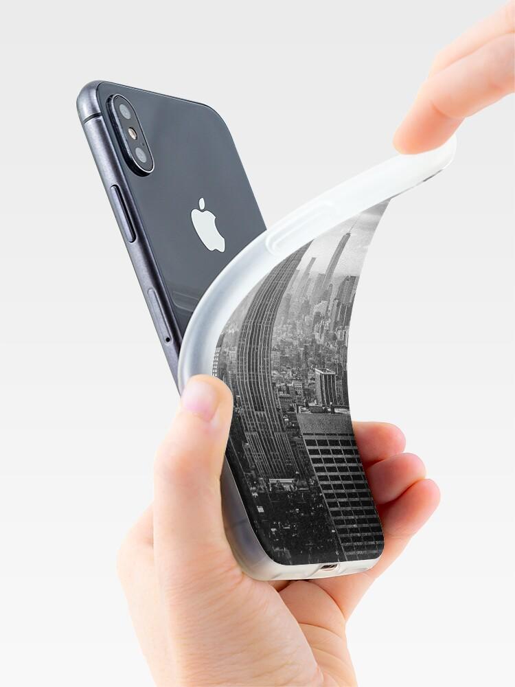 Alternative Ansicht von New York City Skyline iPhone-Hüllen & Cover