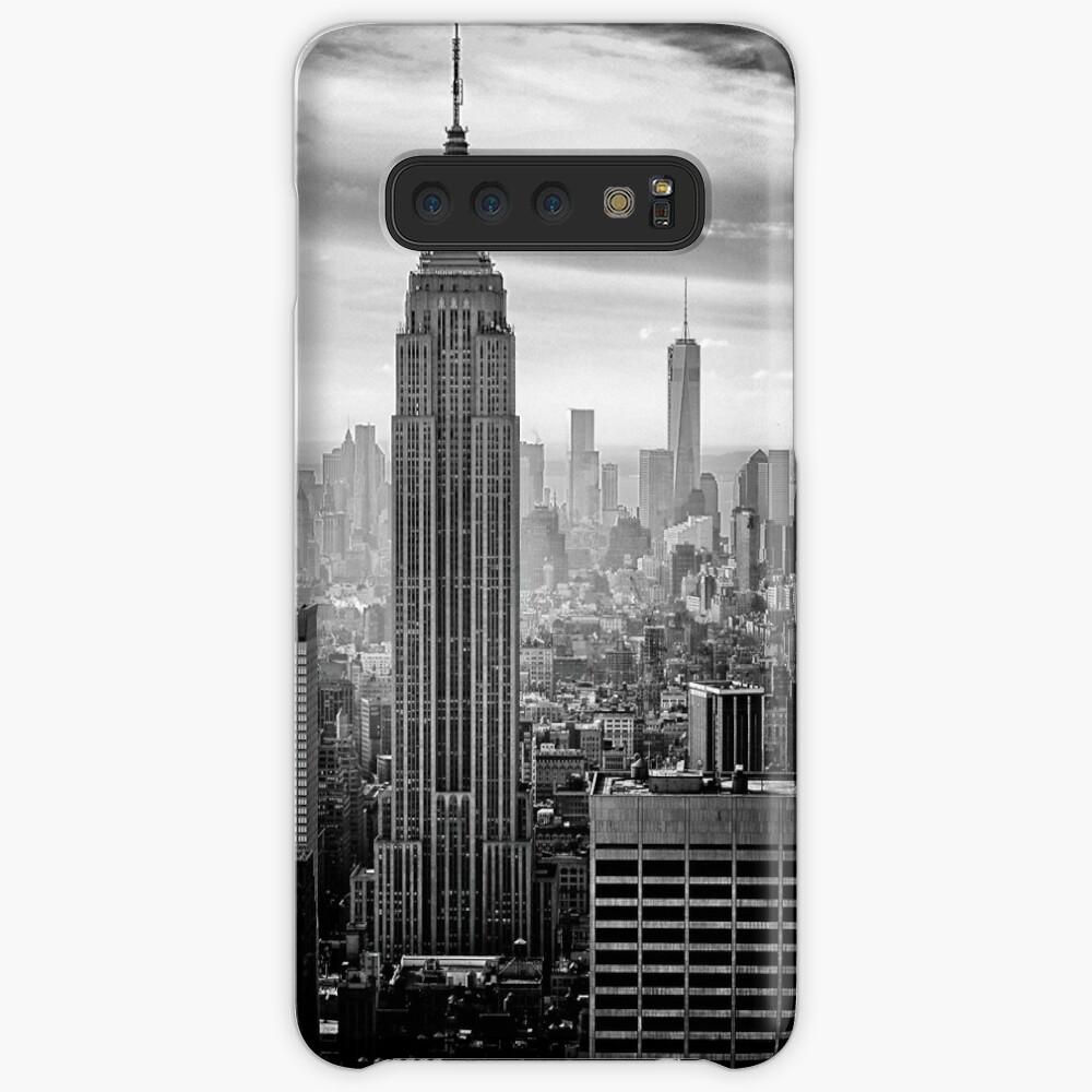 New York City Skyline Case & Skin for Samsung Galaxy
