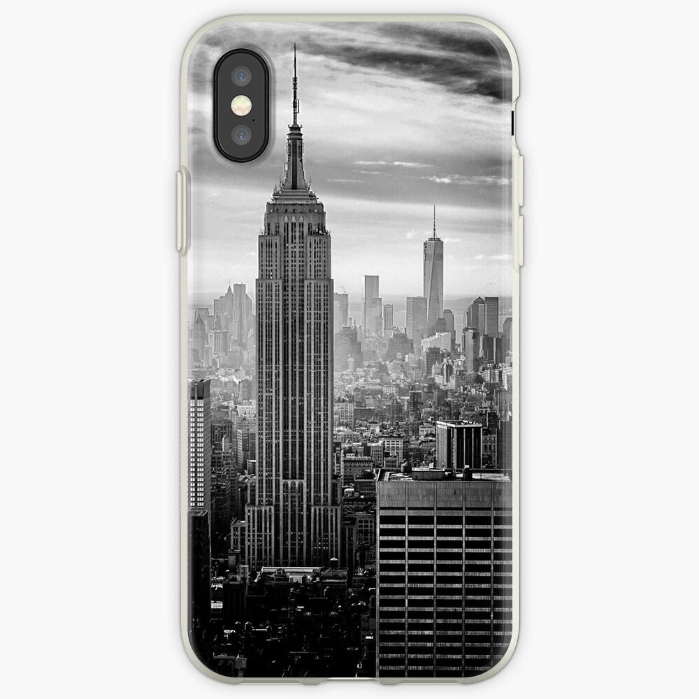 New York City Skyline iPhone Case & Cover