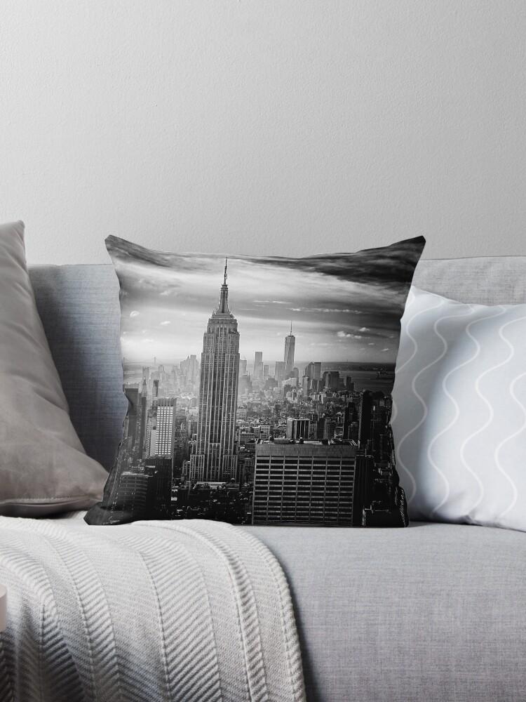 «Skyline de la ciudad de Nueva York» de cadinera