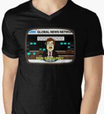 ron Men's V-Neck T-Shirt
