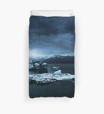 Island Fotografie # Tapestry # Block Bettbezug