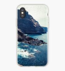 Wild Coast - Tijarafe - La Palma - Canary Islands iPhone Case