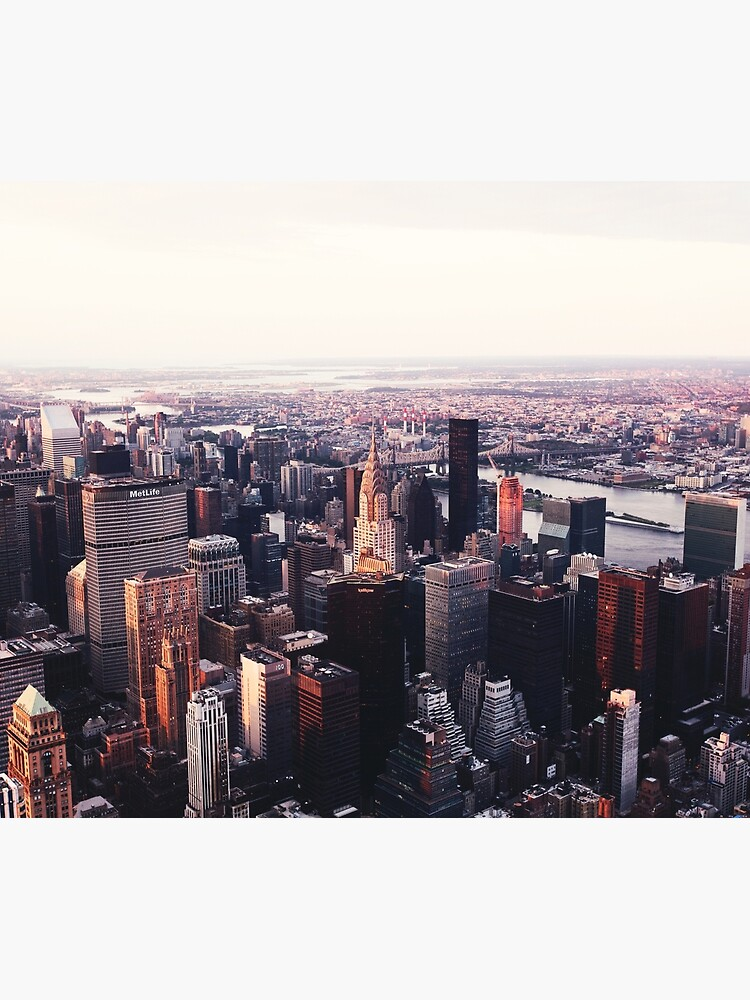 New York City Cityscape Skyscape #trending #tapestry by cadinera