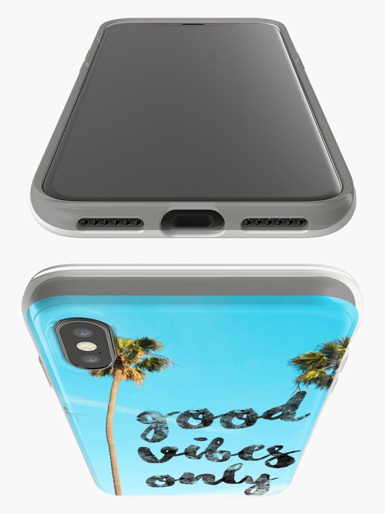 Alternative Ansicht von Gute LA Vibes Nur #redbubble iPhone-Hüllen & Cover