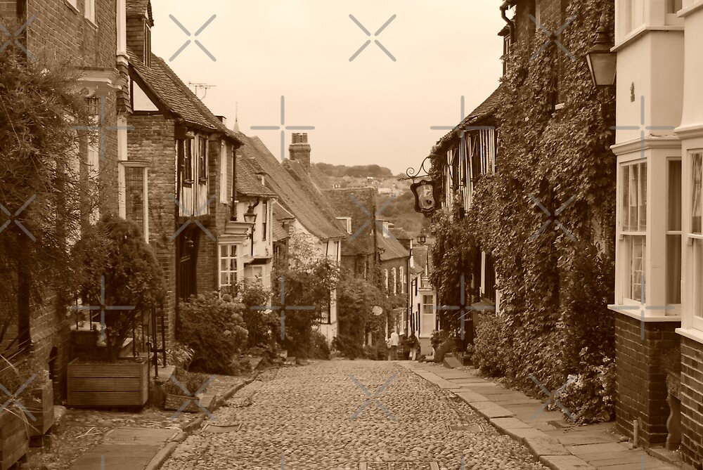 Mermaid Street Rye by Peter Green