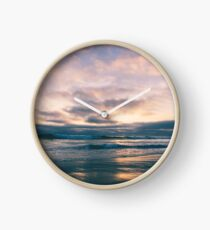 Sunrise Ocean Clock