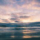 Sunrise Ocean by Neli Dimitrova
