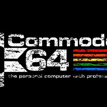 commodore 64 by kosminpasar