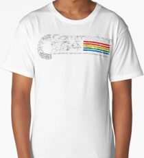 commodore 64 Long T-Shirt