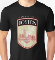 Kid from Boston - It's where my story begins T-Shirt