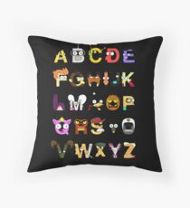 alphabet Floor Pillow