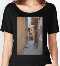 In the Medina, Fes Women's Relaxed Fit T-Shirt