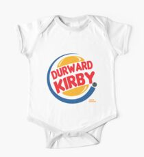 Pulp Fiction Durward Kirby Burger Kids Clothes