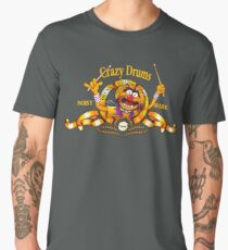 Crazy Drums Men's Premium T-Shirt