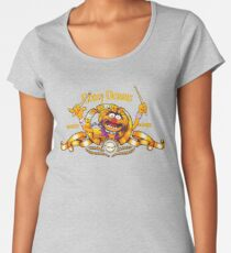 Crazy Drums Women's Premium T-Shirt