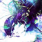 Edge of time II by liesbeth
