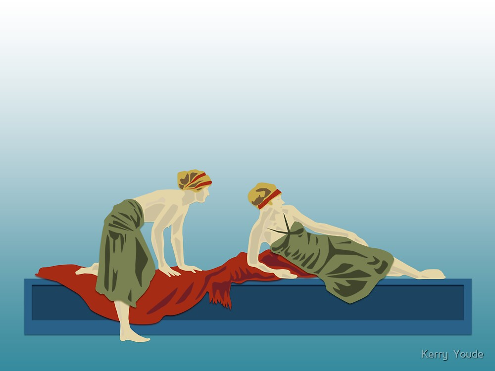 Deco Women by Kerry  Youde