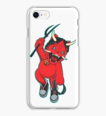 Karma Assassins:  Lucky Oni Cat iPhone Case/Skin
