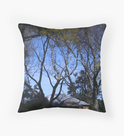 Sandalford Wines Throw Pillow