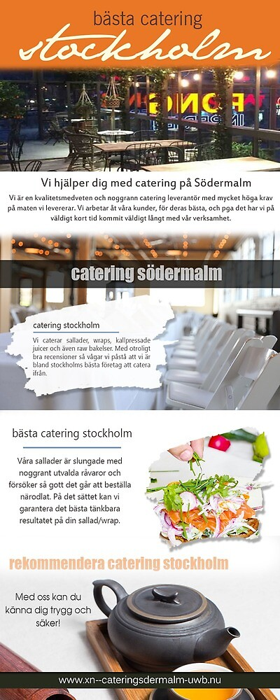 Catering södermalm by cateringdermalm