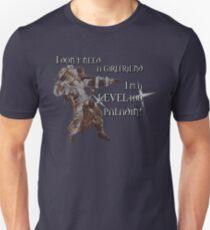 Level 100 Paladin Unisex T-Shirt