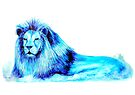 Blue Lion by Linda Callaghan