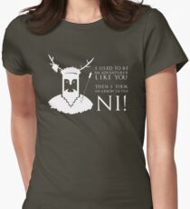 Arrow in the NI! Women's Fitted T-Shirt